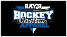 Ray's Hockey and custom Apparel